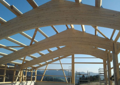 Holzkonstruktionen