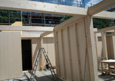 Holzsystembau